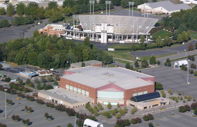 WFU Contracts with Greensboro Coliseum