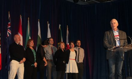 IAFE Celebrates Its Own at Las Vegas Convention