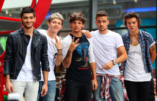 One Direction Plans Stadium Run