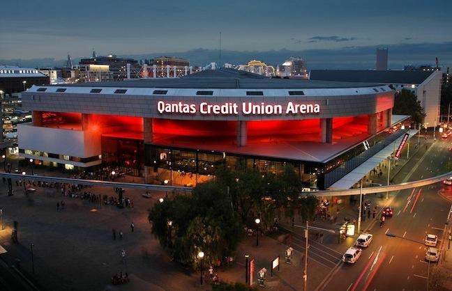 New Name for Australian Arena
