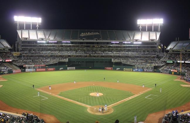 Ovations Signs Stadium