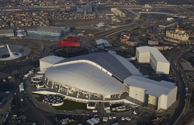 Designer Fights to Keep Roof atop Sochi Stadium