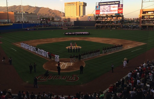 Baseball Returns to El Paso
