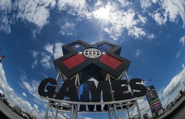 X Games Race Into Austin