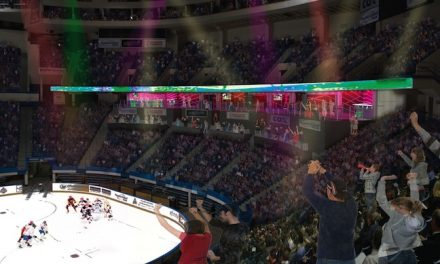 XL Center Renovations Make Strides