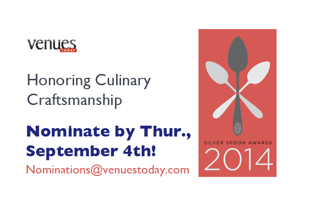 Submit nominations by 9/4 for Silver Spoons Award!