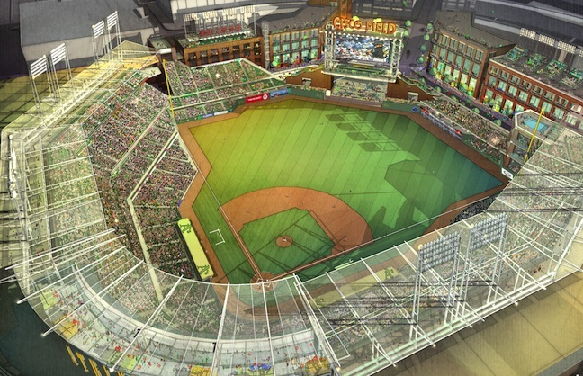 HOK Readds Sports Architecture