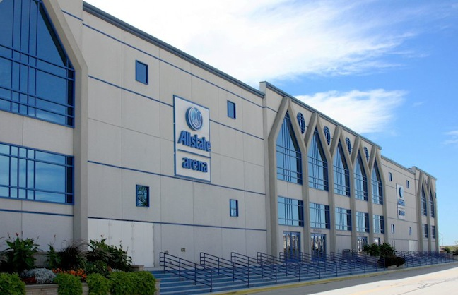 Allstate Arena to Maintain Moniker