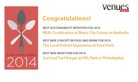 Congratulations 2014 Silver Spoon Award Winners!
