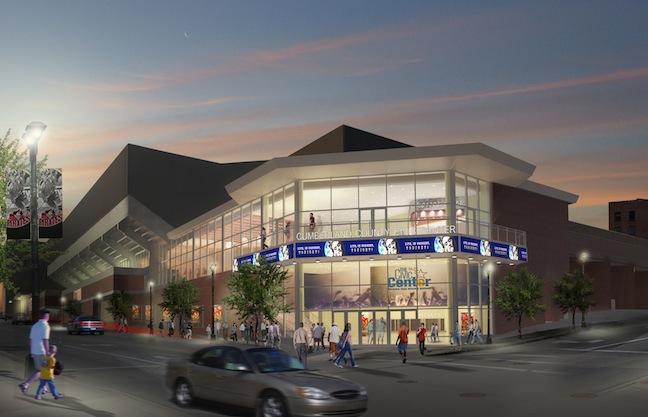 Newly Renamed Arena Chooses Global Spectrum