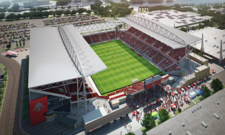 BMO Field Expands