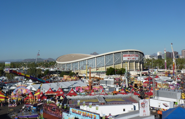 Deals Prevailed at Arizona State Fair