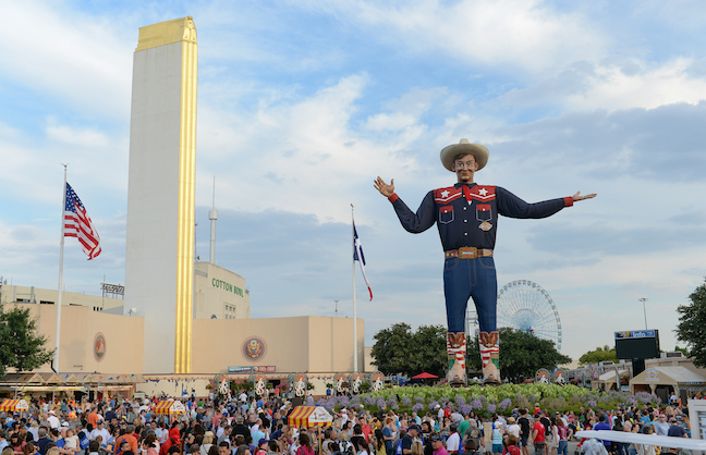 State Fair of Texas Goes Bigger