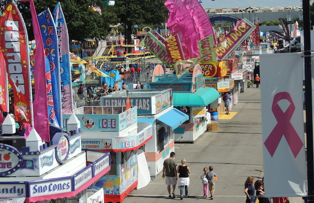 State Fair is in the Pink