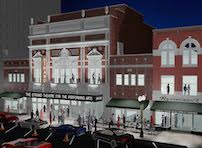 New President for Strand Theatre