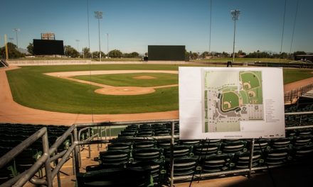 Ovations Re-ups at Hohokam Stadium