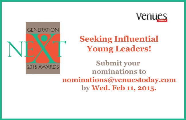 2015 Generation Next: Nominate by Wed. Feb. 11, 2015!