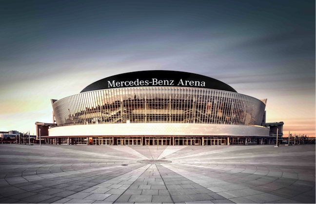 AEG Partners with Mercedes-Benz in Second Deal