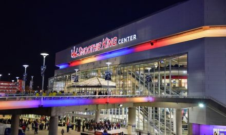 Filming at Smoothie King Center Makes Headlines