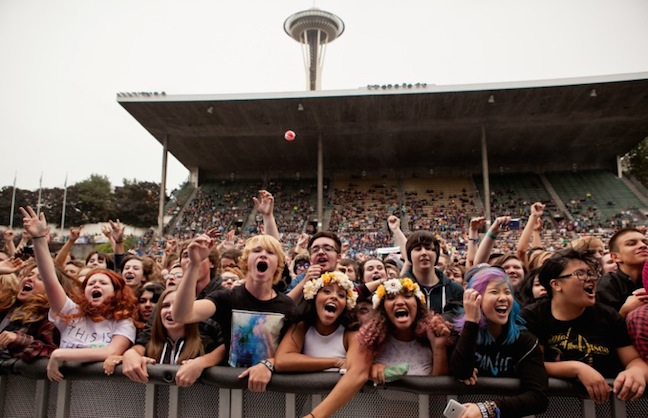 Bumbershoot Bumps Up The Volume With AEG Live Deal