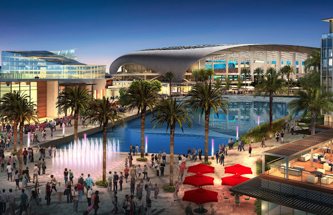 Another NFL Stadium Plan Hits L.A.