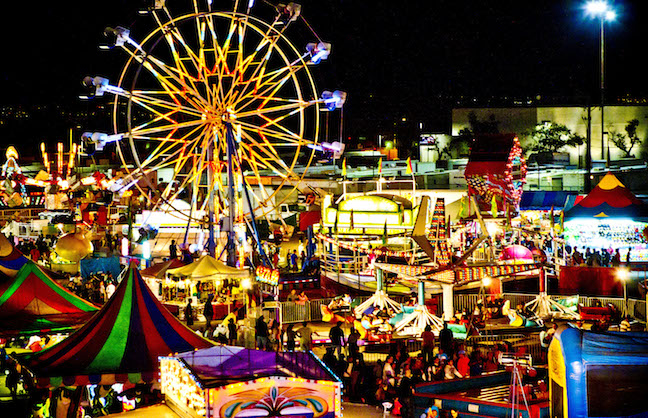New Mexico State Fair Selects Reithoffer Shows