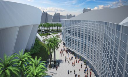 Anaheim Convention Center Undergoes Expansion