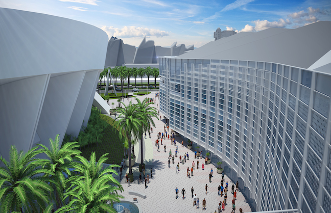 Anaheim Convention Center Undergoes Expansion