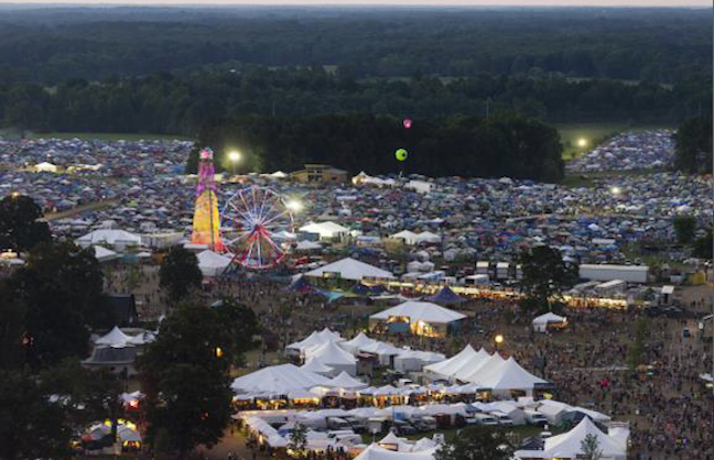 Bonnaroo Joins Live Nation