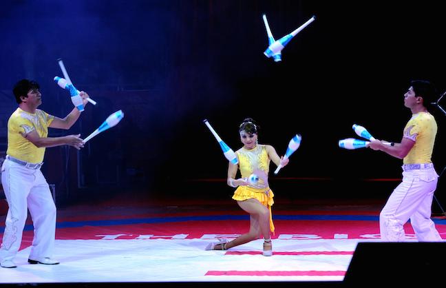 Worldwide Circus Summit to Take Place at Big E