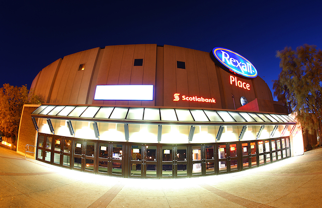 Rexall Place to be Repurposed