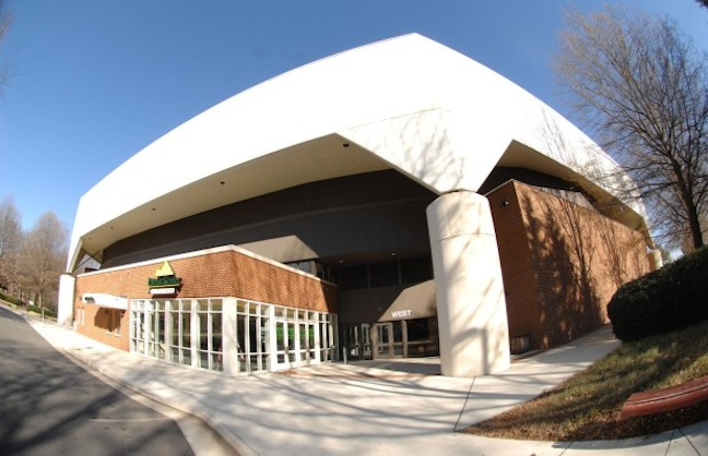 eagle bank arena events
