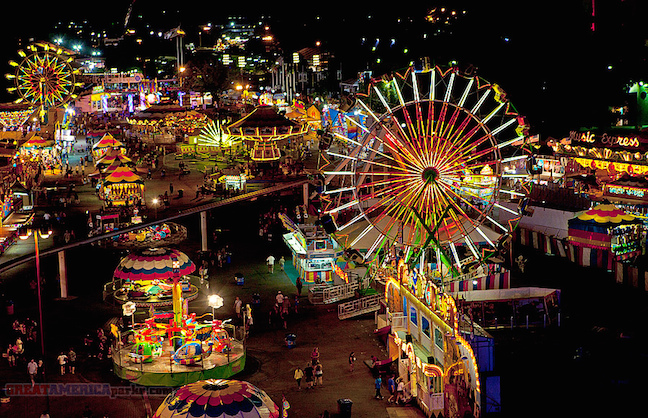 Calif. State Fair Boasts Huge Increases