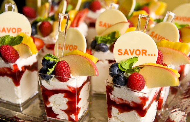 Savor to Provide Baxter Arena Food Service