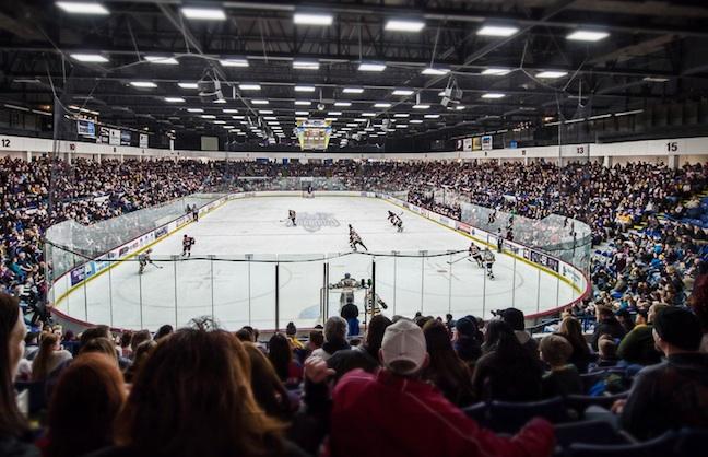 Michigan Arena Has New Name