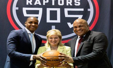 Raptors Development League Debuts