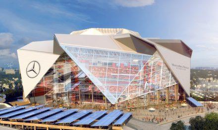 Mercedes-Benz Stadium to Open in 2017