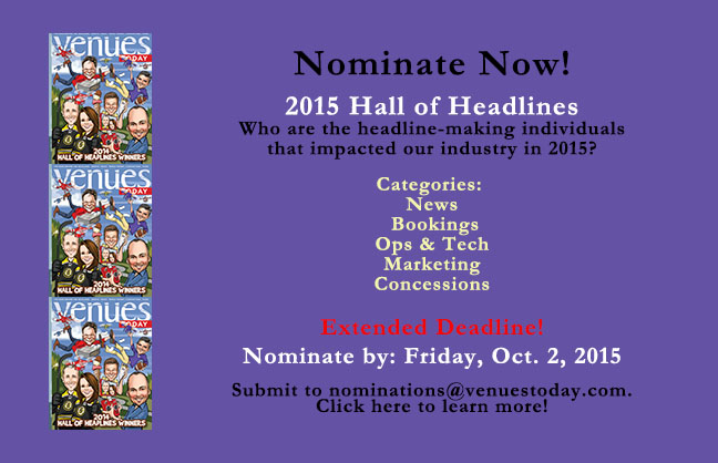 Nominate 2015 Hall of Headlines Now!