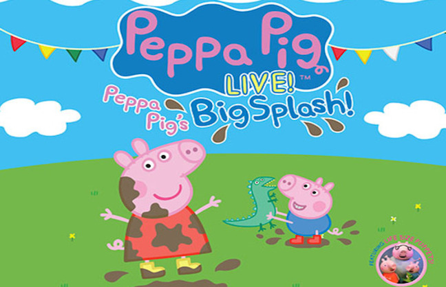 Peppa Pig Expands U.S. Tour Dates