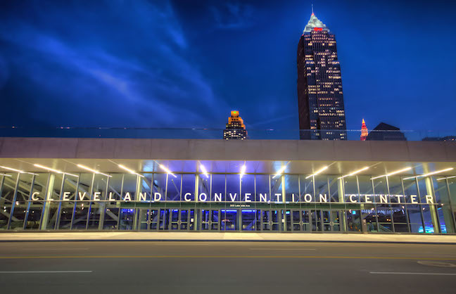 Convention Centers Get Into Naming Rights