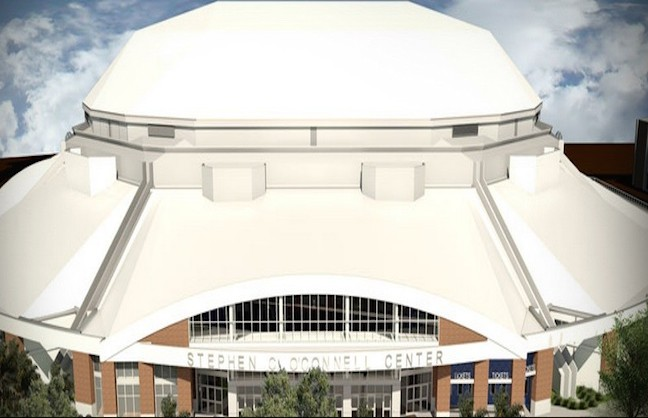 O'Connell Center Undergoing $64.5-Million Renovation
