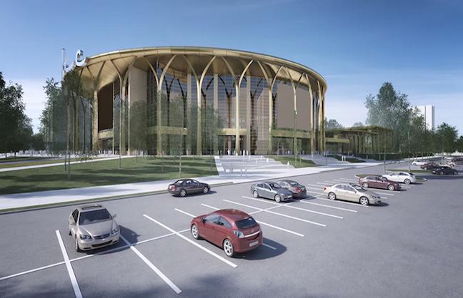 GFS Associates to Manage Barys Arena