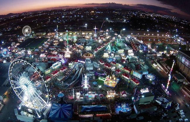 Wet Arizona State Fair Cites Success