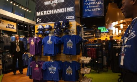 Merch Flies at World Series