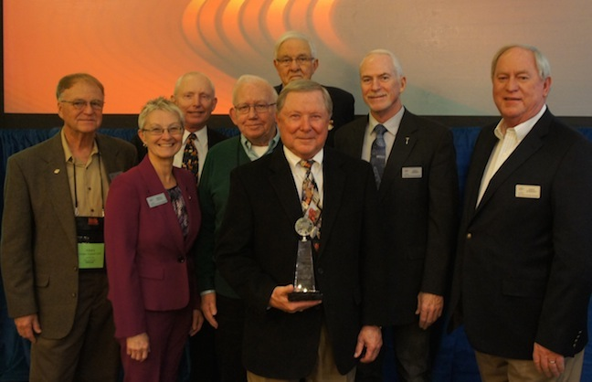 McKoy Joins IAFE Hall of Fame