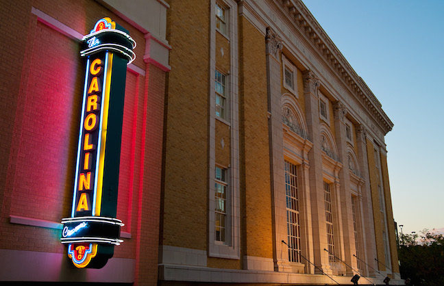 Carolina Theatre Struggles Financially