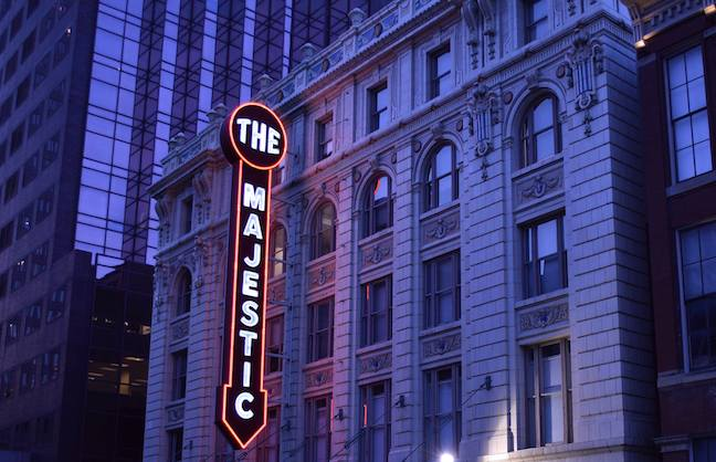 Film Returns to Majestic Theatre