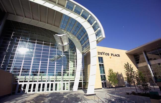 DeVos Place Restates Weapons Policy