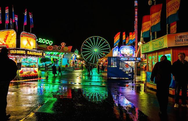 Florida State Fair Ends Strong