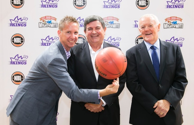 AEG Ogden Buys Sydney Kings